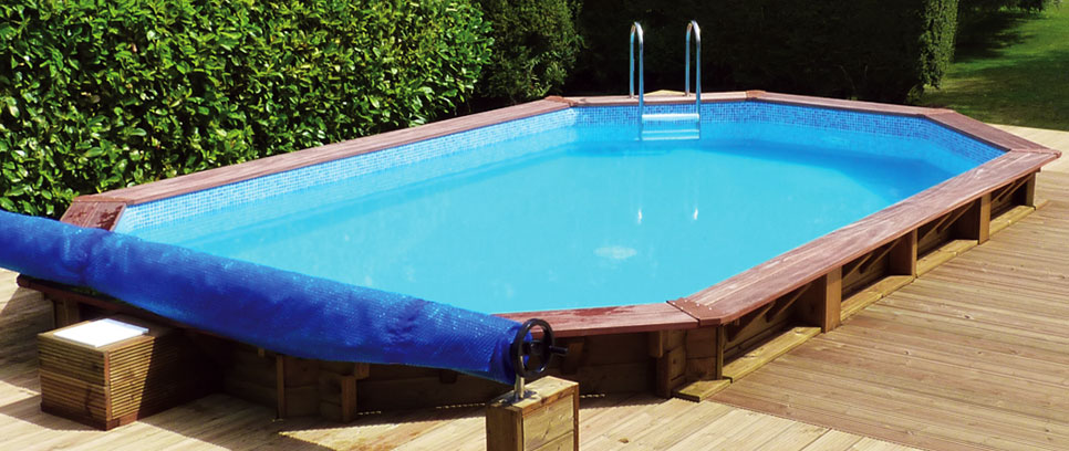 Athena eco wooden pools for Wooden pool